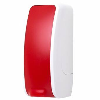 Foam soap dispenser Cosmos 1l red