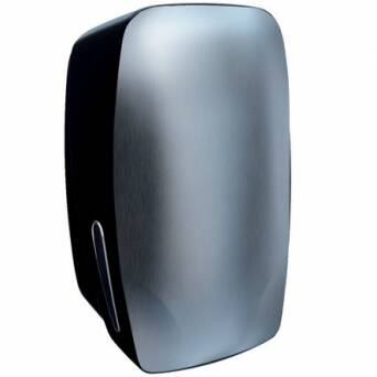 Single sheet toilet paper dispenser MERIDA MERCURY