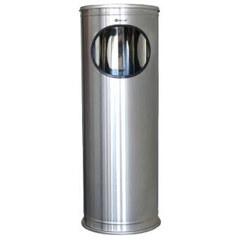 Stainless steel Ashtray bin Merida