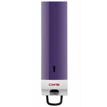 Automatic foam soap dispenser purple 500 ml CWS-boco