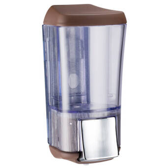 Soap dispenser 170 ml brown