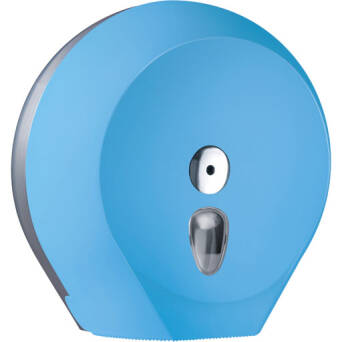 Toilet paper dispenser L blue