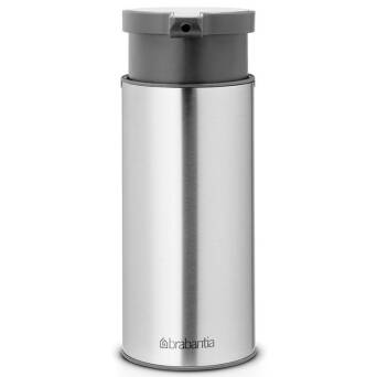 Soap dispenser matt steel Brabantia