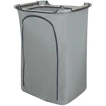 Covering bag for waste trolleys 120 l
