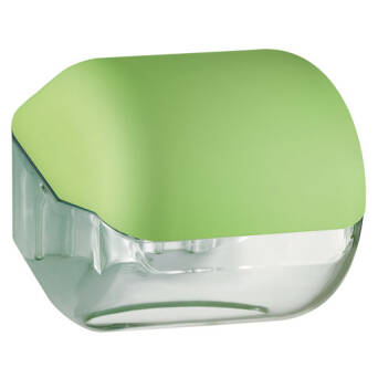 Toilet paper holder green