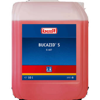 Bucazid® S sanitary cleaner 10l
