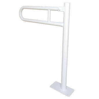 Removable handrail standing for disabled 600 mm SWB