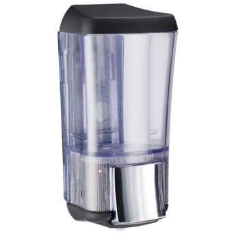 Soap dispenser 170 ml black