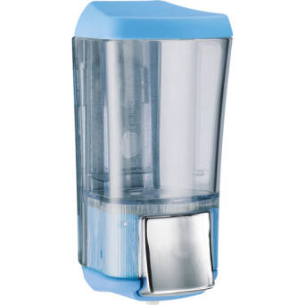 Soap dispenser 170 ml blue
