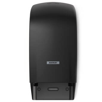 Katrin toilet paper dispenser black