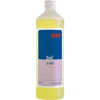 Erol® special cleaner for porcelain stone- ware and safety tiles 1l