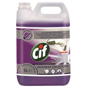 Cif Professional 2in1 Cleaner Disinfectant 5l