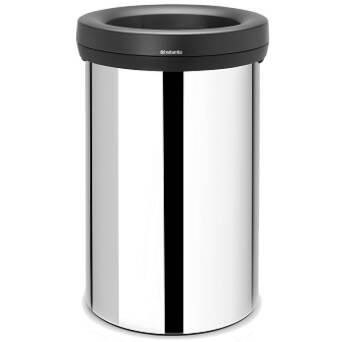 Waste bin stainless steel Brabantia OPEN TOP 60 litres