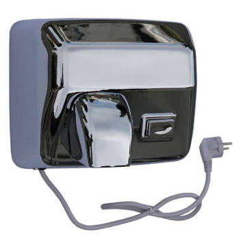 Hand dryer STARFLOW Plus 2500W polished