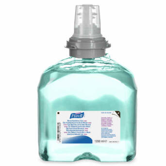 Surgical hand disinfection gel PURELL VF481 TFX 1200 ml