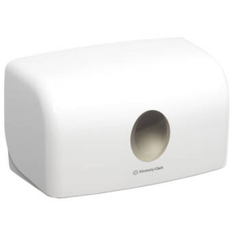 Folded paper towels dispenser Kimberly Clark AQUARIUS