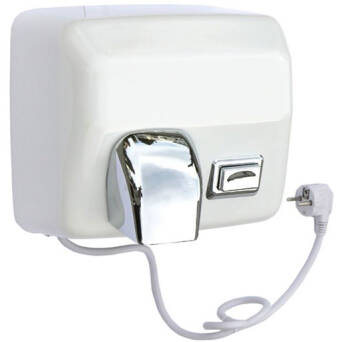 Hand dryer STARFLOW Plus 2500W white