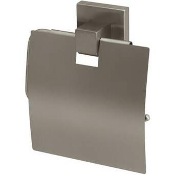 Toilet paper holder with cover Bisk Nord