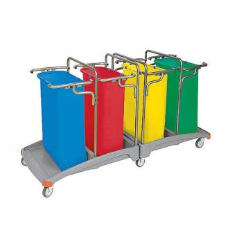 Trolley for waste TSO0013