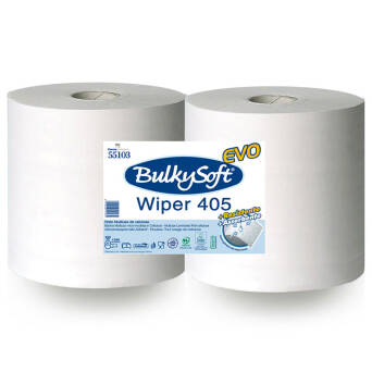 Wiper roll Bulkysoft Classic 405m