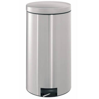 Ashtray bin stainless steel 30 litres Merida