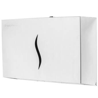 Folded paper towel dispenser DUO S