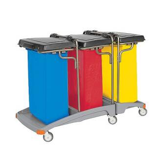 Trolley for waste TSO0010