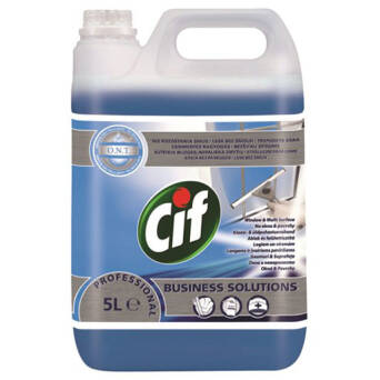 Cif Window & Multisurface Cleaner 5l