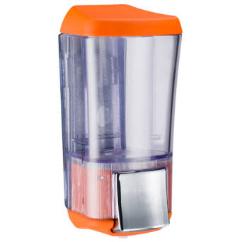 Soap dispenser 170 ml orange