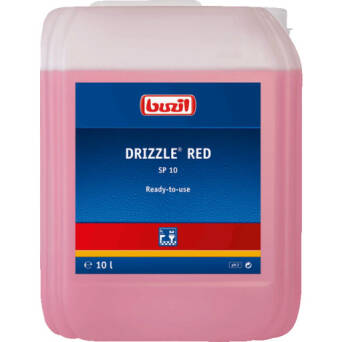 Drizzle® Red sanitary cleaner 10l