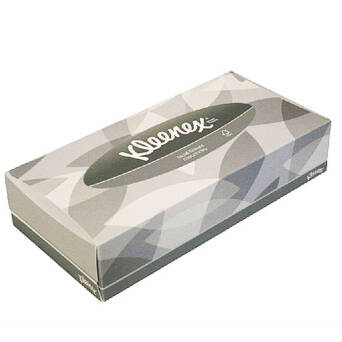 Tissues 100 pieces Kimberly Clark KLEENEX@