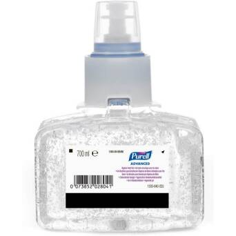 Surgical hand disinfection gel PURELL ADVANCED LTX 700 ml