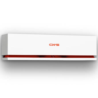 Automatic air freshener dispenser CWS-boco red - white
