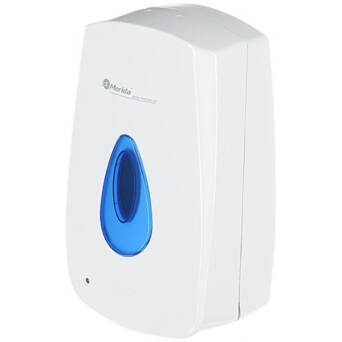 Automatic foam soap dispenser Merida TOP AUTOMATIC 0,7 l plastic white