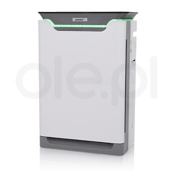 Air Purifier and humidifier AP350W Warmtec 80 m2