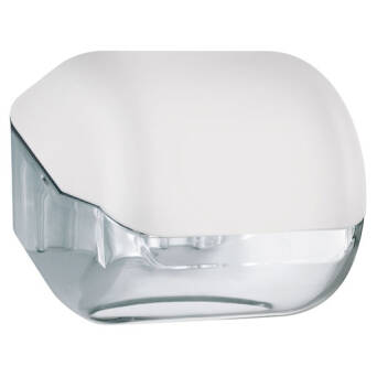 Toilet paper holder white