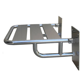 Shower chair swing with supports SNM