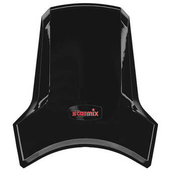 Touchless hand dryer black T - C1 AirStar Starmix