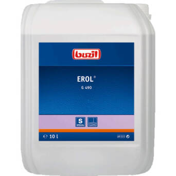 Erol® special cleaner for porcelain stone- ware and safety tiles 10l