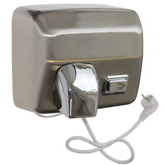 Hand dryer STARFLOW 2500W matt steel
