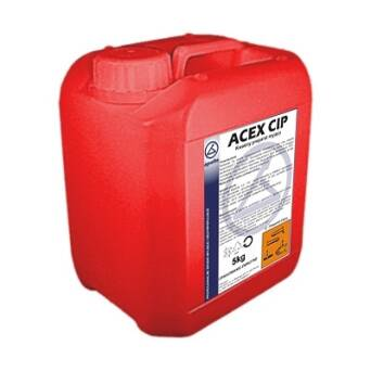 ACEX CIP 5 kg Liquid, acid cleaning agent