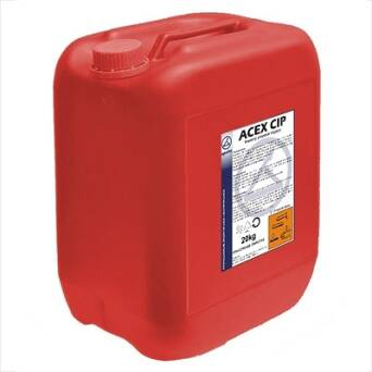ACEX CIP 20 kg Liquid, acid cleaning agent