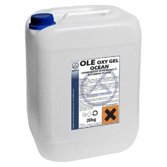 OLE OXY all-purpose cleaning liquid 20 kg