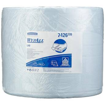 Wiper roll 285 m Kimberly Clark WYPALL L30 ULTRA