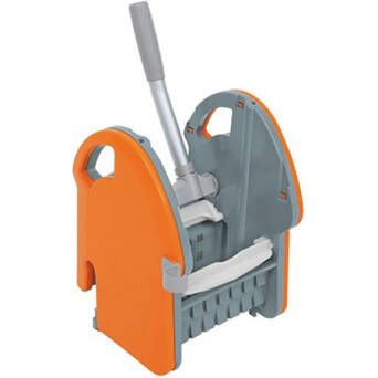 Mop wringer for cleaning trolleys Splast gray & orange
