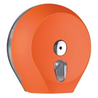 Toilet paper dispenser M orange