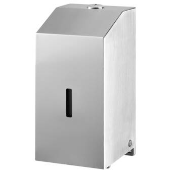 Foam soap dispenser Bisk stainless steel 500 ml