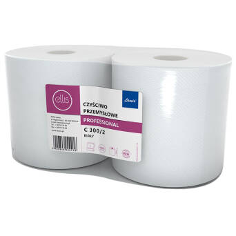 Cellulose wiper roll Ellis Professional Lamix