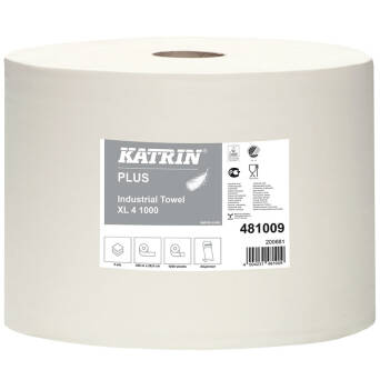 Katrin Plus Industrial Roll Wiper XL4 360 m