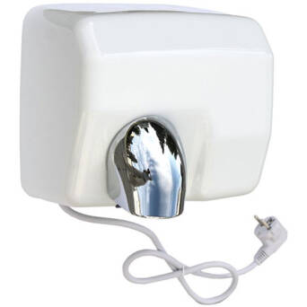 Electric Hand Dryer STARFLOW Plus 2500W white